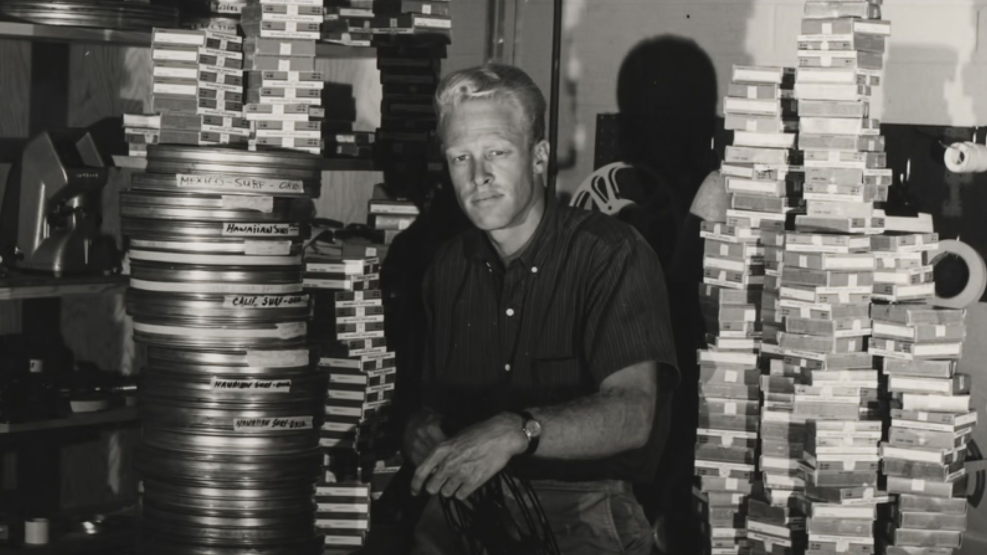 Bruce Brown, Legendary Director